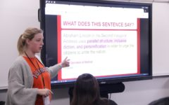 Q&A: Pickrell teaches students to love English through learning difficulties