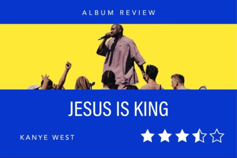 JESUS IS KING review: West redesigns discography with gospel album