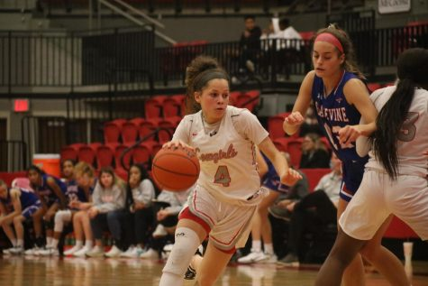 Cowgirls triumph over Mustangs