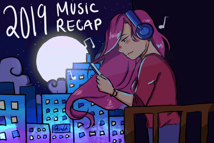 2019 music feature image