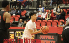 Coppell shoots to victory, 58-38, at home game against Trinity
