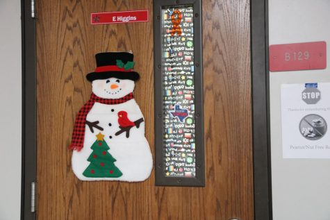 CHS delving into spirit with Christmas decor