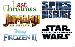 Top 5 must see movies for the holidays