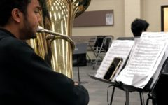 Campus hosting competition for region's best musicians