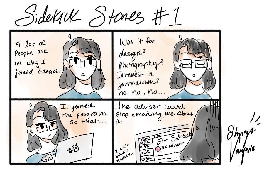 Sidekick Stories #1 - How I Joined Sidekick