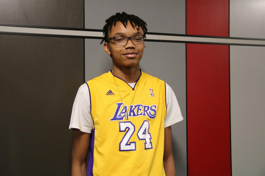 Coppell High School sophomore Devin DeLoach is one of many fans of Kobe Bryant who are surprised to hear of his death in a helicopter crash on Sunday. Bryant, 41, played 20 seasons with the Los Angeles Lakers and won five NBA titles, while having his jerseys No. 8 and No. 24 retired by the Lakers following his 2016 retirement.