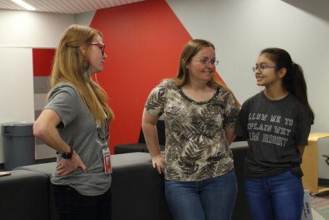 Spring Showcase puts freshmen campus clubs, course pathways on display