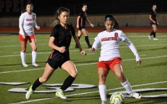 Coppell dominates Irving MacArthur but loses key player in first match of District 6-6A play