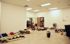 Green room renovations conclude for theater department