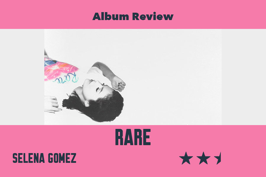 """Selena Gomez released her first album in five years, Rare, on Friday. Described by Gomez as her """"diary from the past few years"""", it was preceded by """"Lose You To Love Me"""", her first ever No. 1 single."""
