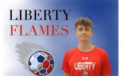 Stricker scores spot at Liberty University