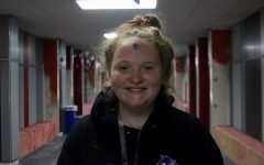 Coppell High School junior Kathryn Hinkle shares what she has given up in the past for the season of Lent. Before Hinkle gave up consuming sweets and even beverages other than milk and water. This year, Hinkle sets aside time every morning to read verses from the Holy Bible.