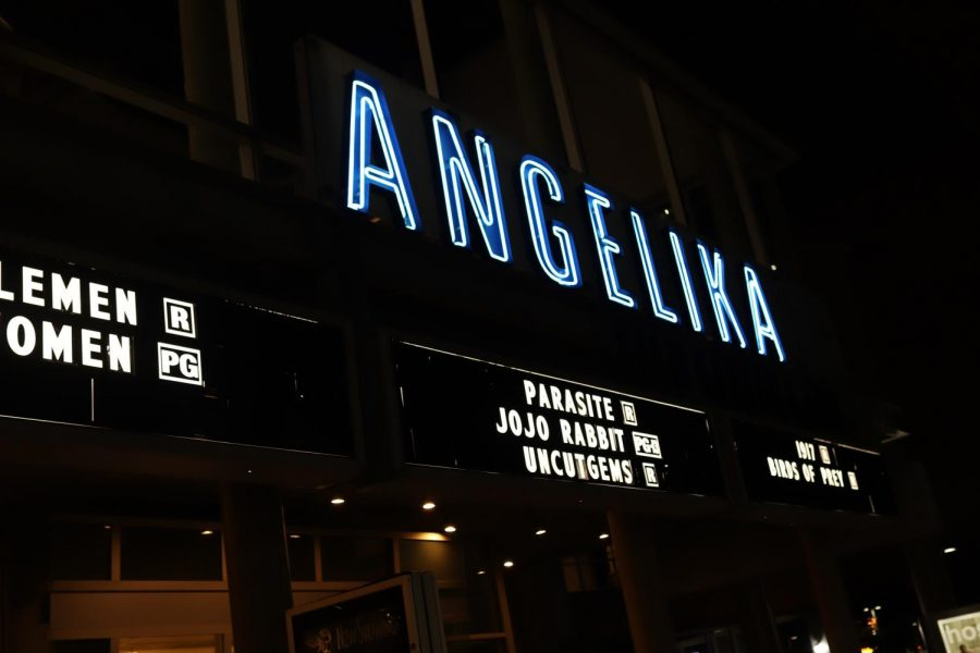 The Angelika Film Center in Mockingbird Station in Dallas premiered the movie Lily Is  Here on Feb 10. Lily Is Here is an indie film produced by Coppell resident Danny Aguliar, The Sidekick staff designer Kaylee Aguliar's father.