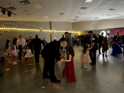 CCE holds inaugural Father-Daughter Dance