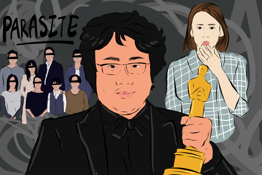 Parasite is a South Korean film directed by Bong Joon-Ho that was released Oct. 9. The Sidekick CHS9 editor Shivi Sharma discusses the film's four Oscar wins on Feb. 9 and how they have created discussion about foreign films in Hollywood.