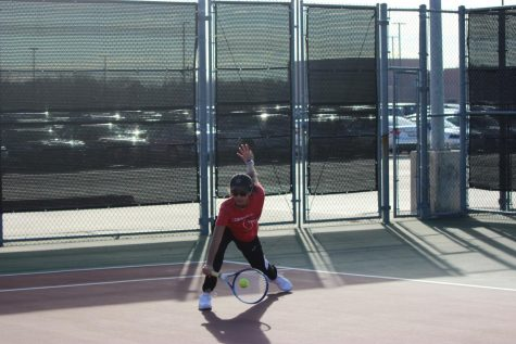 Tennis swings into spring season with Coppell Super Bowl