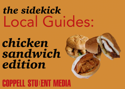 Local Guides: Chicken Sandwich Edition
