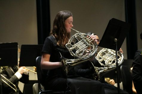 Band holds annual Mid-Winter concert
