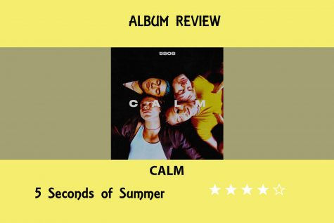 Pop-rock band 5 Seconds of Summer released its fourth album, CALM, on Friday. Upon releasing three albums prior with different styles, social media manager Anika Arutla talks about its growth through the years.