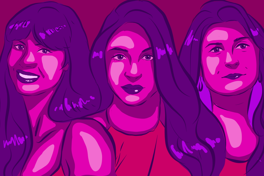 March is known as Women's History Month, and in this day and age, these three powerful women Jameela Jamil, Lilly Singh and Sharmeen Obaid Chinoy, embody it. The Sidekick staff writer Alishba Javaid sheds light on three South Asian women in the entertainment industry who make it a point to support women.