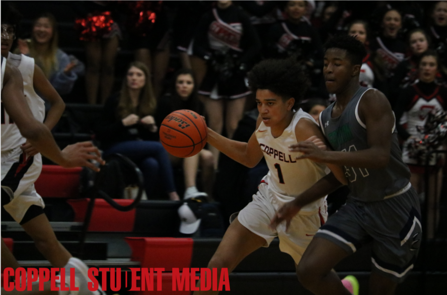 Video: Coppell defeats Eaton in the Class 6A Region I bi-district playoffs, 80-46