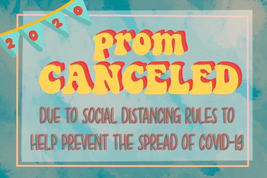 Coppell High School canceled prom to help stop the spread of the COVID-19 (coronavirus) outbreak.The class of 2020 prom was scheduled for April 4 at AT&T Stadium in Arlington.