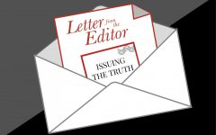 Letter From the Editor: Issuing the truth in midst of confusion