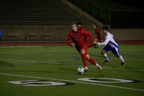 Boys soccer to face powerhouse Marcus, look to hold playoff spot