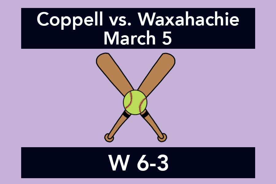 Coppell+opened+the+Coppell+%26+Marcus+Tournament+with+a+6-3+victory+over+Waxahachie+on+Thursday+at+the+Coppell+ISD+Softball+Complex.+The+Cowgirls+play+Ennis+and+Cedar+Hill+on+Saturday.