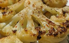 This easy roasted cauliflower requires just five ingredients and is surprisingly easy to make. Switch out the spices to further customize the flavor.