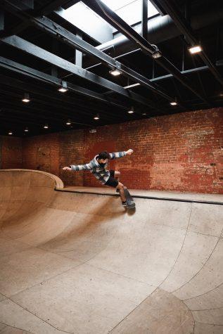 Estrada skates into new interests