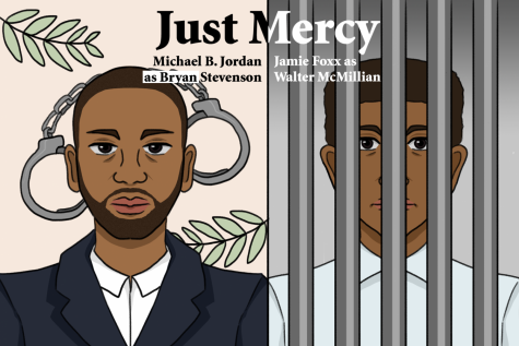 Law movie Just Mercy, based on the bestselling book, came out this January. The plot follows defense attorney Bryan Stevenson (played by Michael B. Jordan) as he tackles a case centering around Walter McMillian (played by Jamie Foxx), who was wrongly convicted of murder.