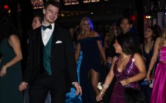 Students from Coppell High School's class of 2019 dance at prom at AT&T Stadium in Arlington. The Sidekick business manager Nishant Medicharla discusses that even though this year's prom has been canceled due to the coronavirus, the class of 2020 may have gained an invaluable lesson - learning to live in the moment.