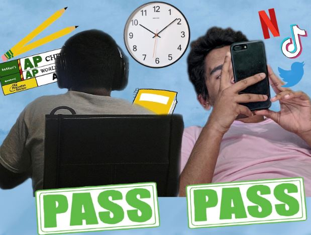 Due to COVID-19, Coppell ISD has implemented a pass/fail grading system for the final grading period. The Sidekick staff writer Meer Mahfuz explains the negative impact this can have on students and recommends the cut off grade be moved to 80.