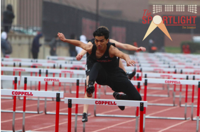 The Sportlight: Raval jumping over hurdles to stay committed