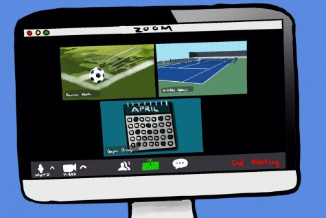 With school closed and all UIL events indefinitely postponed, many athletics booster clubs have been forced to use apps such as Zoom for meetings. Transitioning to virtual means of communication is one of many ways booster clubs have remained active in conducting business and supporting their players.