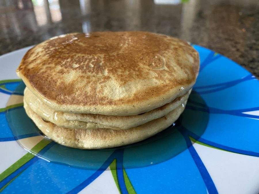 Chickpea pancakes are a more nutritional twist on traditional pancakes. Packed with fiber and protein, these easy-to-make pancakes are vegan and gluten-free.
