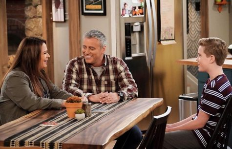 """CHS9 student Matthew McCann plays Teddy Burns on the CBS sitcom """"Man with a Plan"""" starring """"Friends"""" actor Matt LeBlanc. McCann began acting at age 7 and balances school with filming in Los Angeles."""