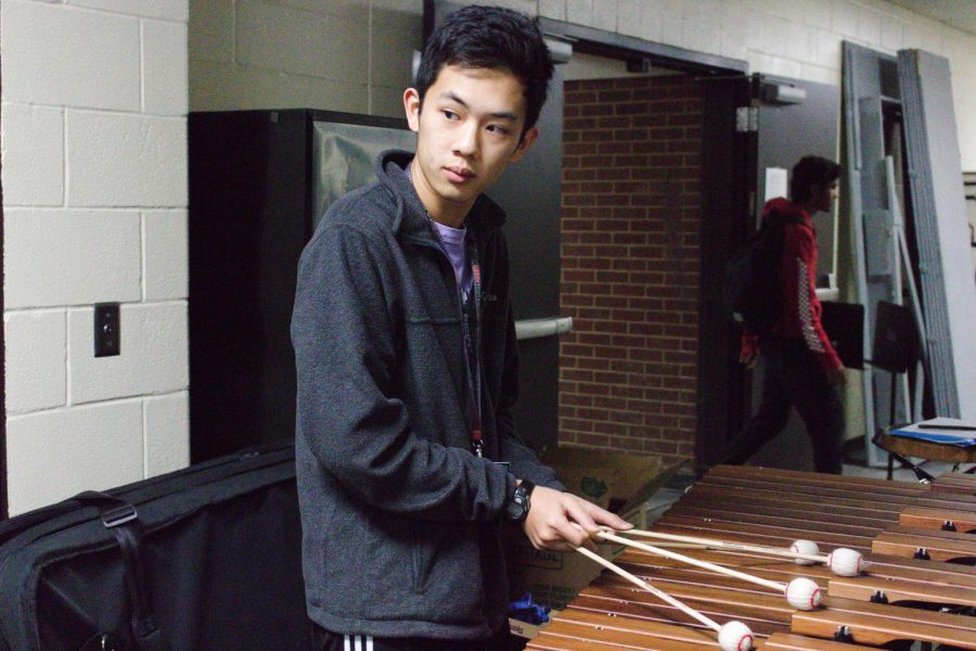 Coppell High School senior Andrew Tao is ranked No. 7 in the Coppell High School class of 2020. Tao will attend Princeton University in New Jersey in the fall with a major in computer science.