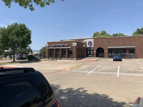 Chipotle is one of many businesses in Coppell offering takeout and delivery options. Effective since May 1, restaurants, retail stores and movie theaters in Texas are allowed to open at 25% occupancy following the governor's orders.