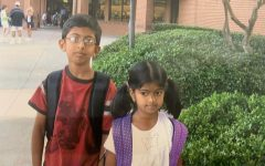 The Sidekick staff writer Anvitha Reddy enters Mockingbird Elementary school at age 5 on her first day of kindergarten with her brother St. Mark's School of Texas senior Neal Reddy. Anvitha reflects on the lessons she has learned during her 11 years in Coppell ISD.