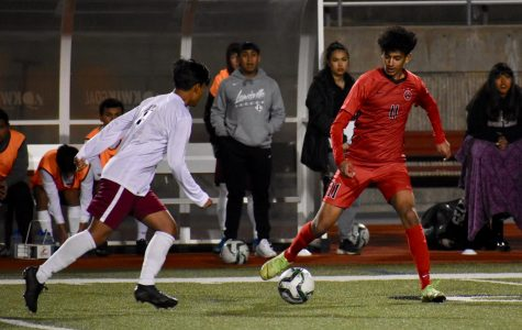 Adam Saif – Honorable Mention All District 6-6A Midfielder