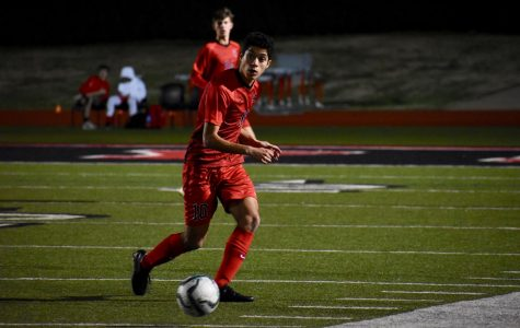 Caleb Razo – 2nd Team All District 6-6A Midfielder