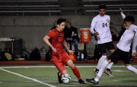 Ben Wang – 2nd Team All District 6-6A Midfielder