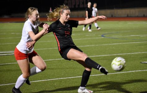Haley Roberson – District 6-6A 1st Team All-District Defender