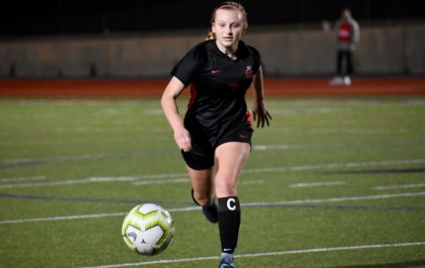 Alyssa Roemer – Honorable Mention All-District 6-6A Forward