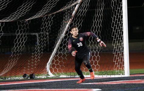 Arath Valdez  – 1st Team All District 6-6A Goalkeeper
