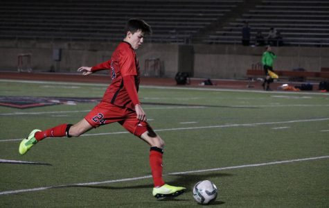 Walker Stone – 2nd Team All District 6-6A Defender