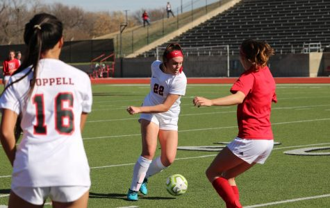 Maya Ozymy – 1st Team All-District 6-6A Midfielder