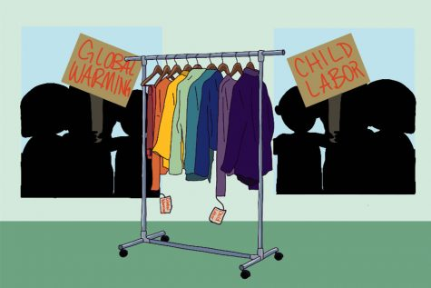In an ever growing market, the fashion industry chooses to prioritize sales over climate impact and the wellbeing of many child workers. The Sidekick staff writer Anjali Krishna discusses the ways in which fast fashion contributes to climate change and inhumane working conditions.